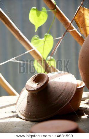 Pottery, Thailand