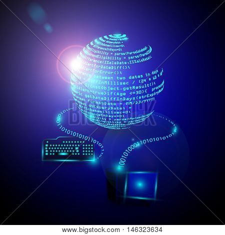 Concept of Software Development and Coding program