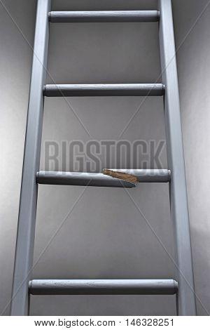 Broken Ladder Metaphor