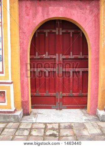 Asian Doors