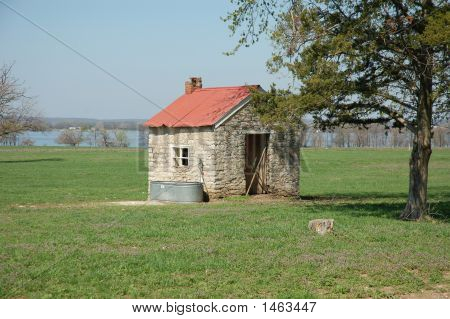 Old Outhouse
