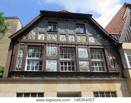 Historic Timber-framed House