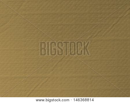 Yellow Leatherette Background Sepia