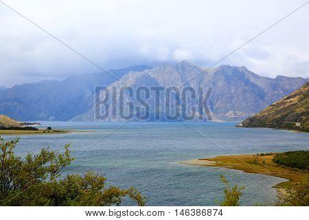 Lake Matheson New Zealand