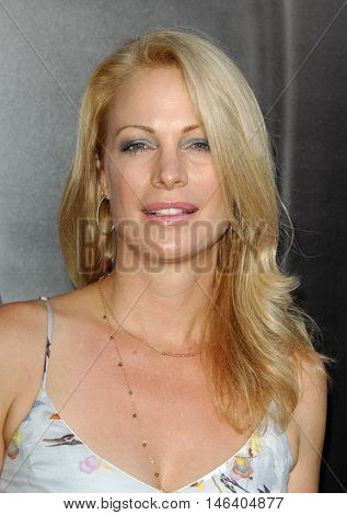 Alison Eastwood at the Los Angeles screening of 'Sully' held at the DGA Theater in Hollywood, USA on September 8, 2016.