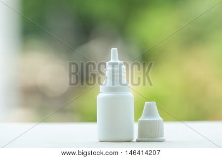 medicine and healthy and ear drop and eye drop