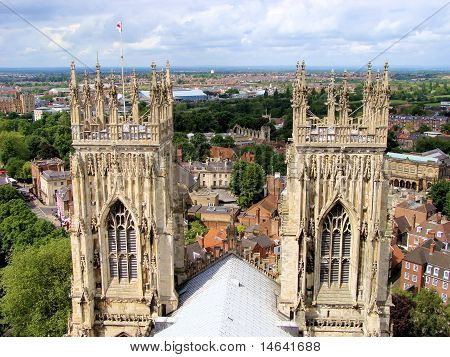 Spires of York