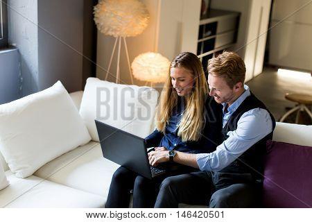 People On The Sofa