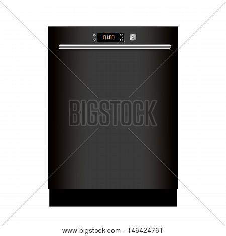 Vector Dishwasher