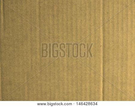 Cardboard Sepia
