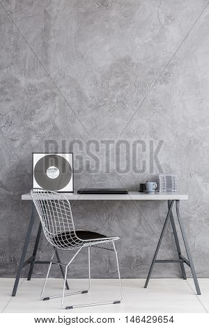 Ascetic Work Space Boosting Your Concentration