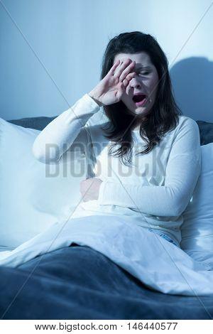Sleeplessness Can Make Each Night A Hell