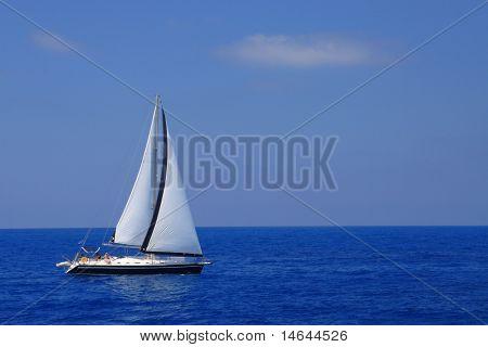 Segeln in Griechenland Lefkada Insel