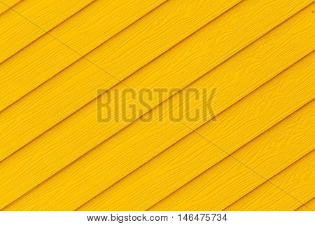 The Yellow surface wood of the paint beautifu