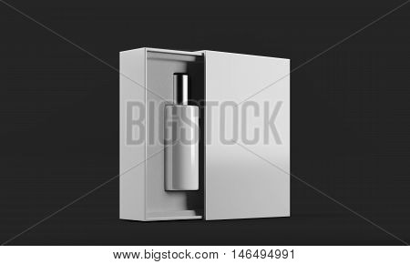 White Perfume Box