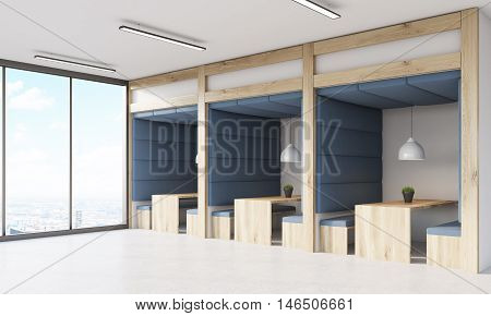 Dining Area And Panoramic Window