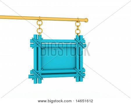 Plastic Hanging Board