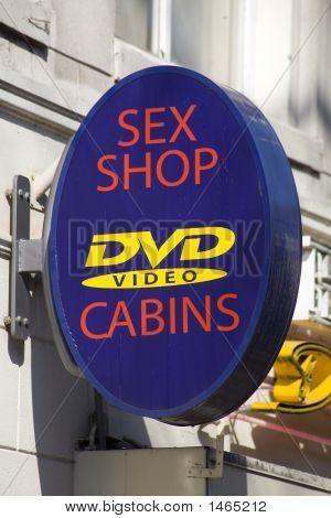 Sex Shop anmelden