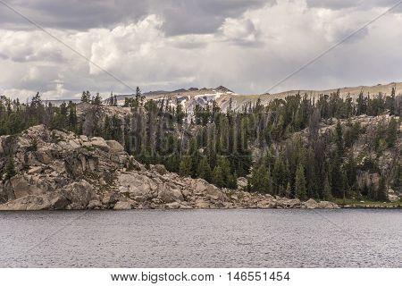 Beartooth Highway - Long Lake