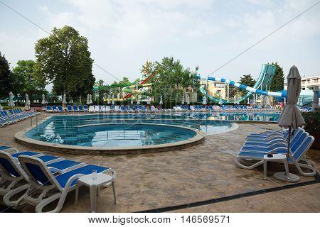 Hotel Territory In Bulgaria