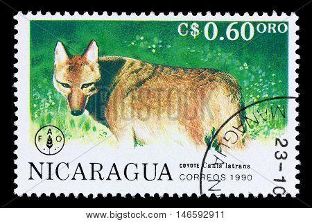 Nicaragua - Circa 1990