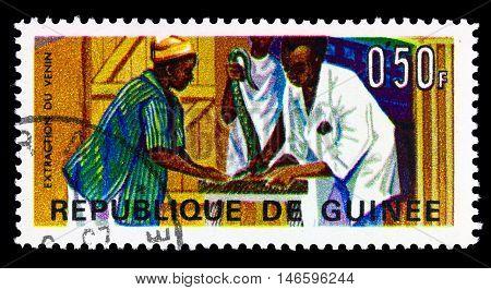 Guinea - Circa 1967