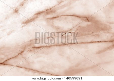 Marble patterned texture background. Surface of the marble with brown tint