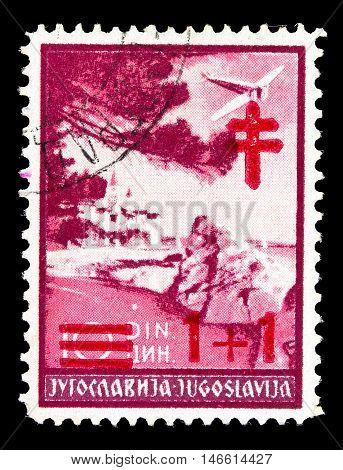 Yugoslavia - Circa 1945