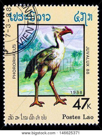 Laos- Circa 1990