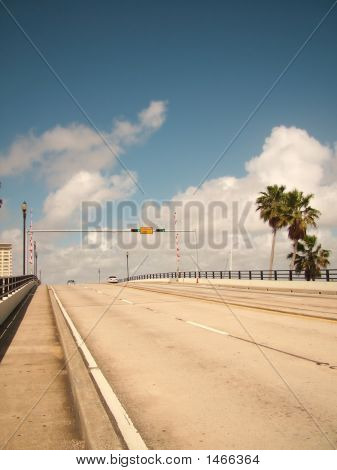 Empty Bridge Crossing