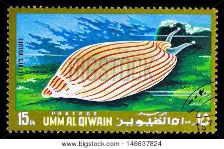 Qiwain - Circa 1972