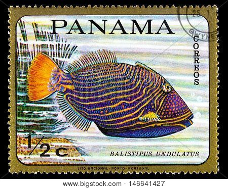 Panama - Circa 1975