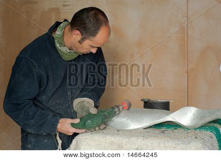 Shaping Aluminum