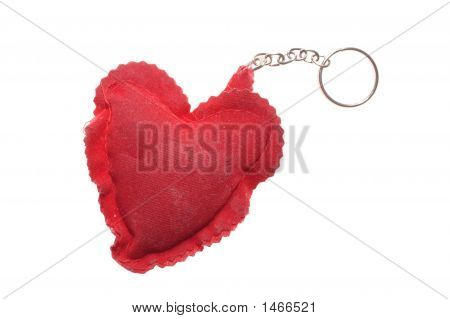 Used Chained Heart