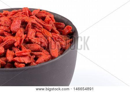 Goji Berries Close Up