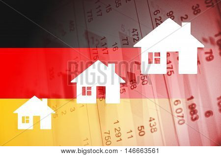 Positive Trend in Germany real estate market.