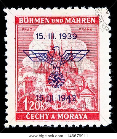 Praha - Circa 1939