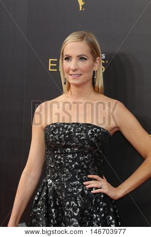 LOS ANGELES - SEP 10:  Joanne Froggatt at the 2016 Creative Arts Emmy Awards - Day 1 - Arrivals at the Microsoft Theater on September 10, 2016 in Los Angeles, CA