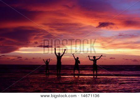 Amazing NT sunset