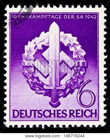 Germany - Circa 1942