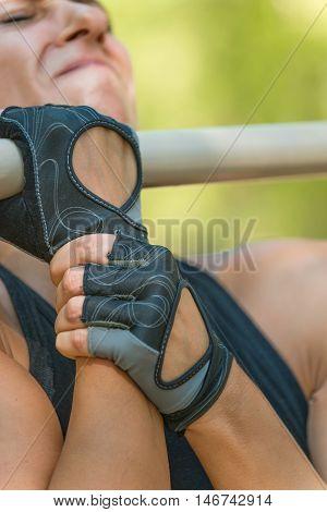Hard One Arm Pull-ups