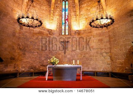 Altar Of Pals Church