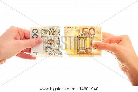 Tearing Banknotes