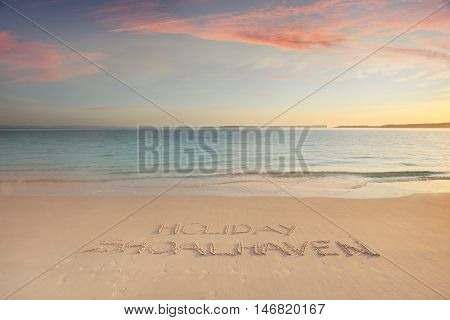 Holiday Shoelhaven South Coast Australia