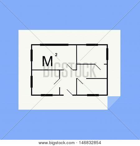 House Plan Illustration