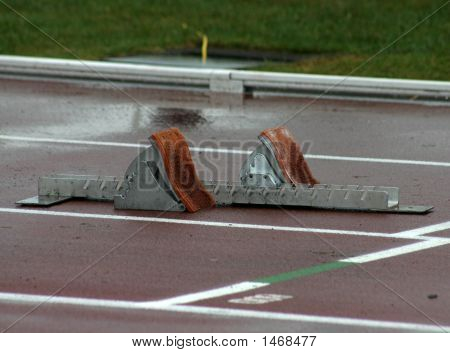 Athletic Starting Blocks