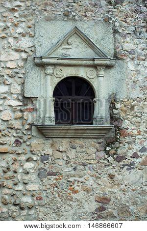 Small Ornate Window