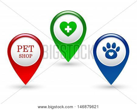 Set Of Veterinary Pointers