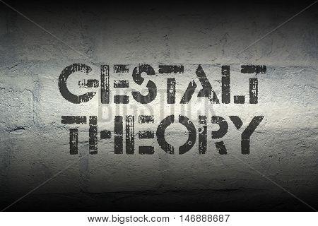 Gestalt Theory Gr