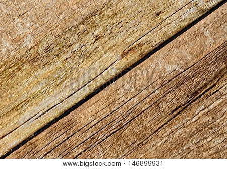 Wood Texture background. Chabby cracky rustic wood